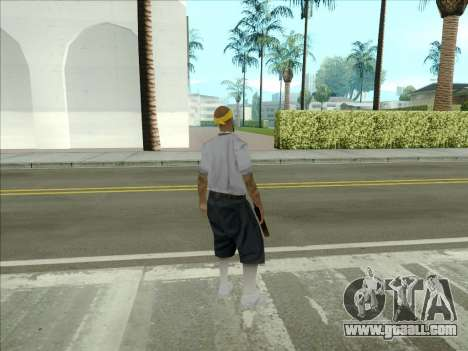 New LSV3 for GTA San Andreas second screenshot