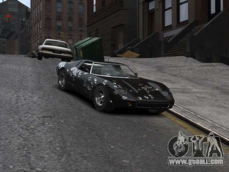 GTA 5 Monore Imporeved for GTA 4 side view