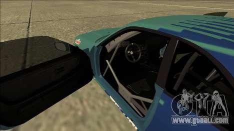 Nissan Skyline R33 Drift Falken for GTA San Andreas inner view