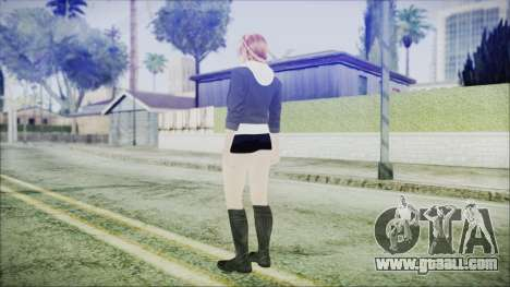 Modern Woman 6 for GTA San Andreas third screenshot