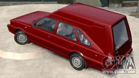 Daewoo-FSO Polonez Cargo Van Plus 1999 for GTA 4 left view