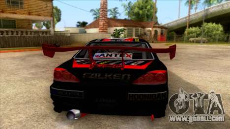 Nissan S15 Drift for GTA San Andreas right view