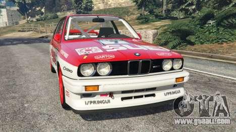 BMW M3 (E30) 1991 [Suei] v1.2 for GTA 5