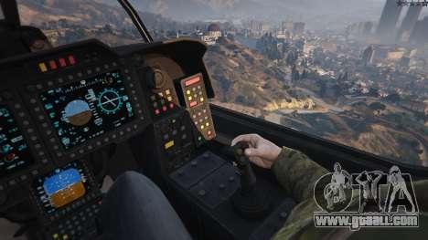 GTA 5 AH-1Z Viper sixth screenshot