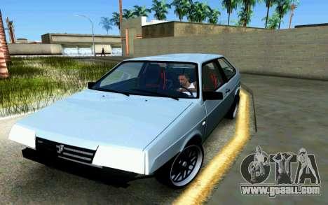 VAZ 2108 V1 for GTA San Andreas