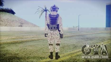 Bundeswehr Desert v2 for GTA San Andreas third screenshot