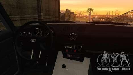 VAZ 2106 Azeri Style Bully for GTA San Andreas right view