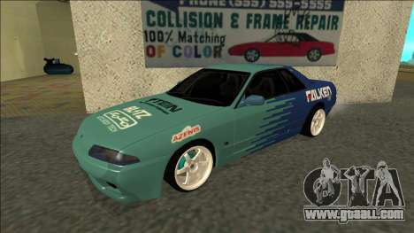 Nissan Skyline R32 Drift Falken for GTA San Andreas