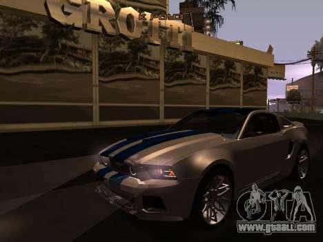 ENB Series [MEDIUM PC] for GTA San Andreas second screenshot