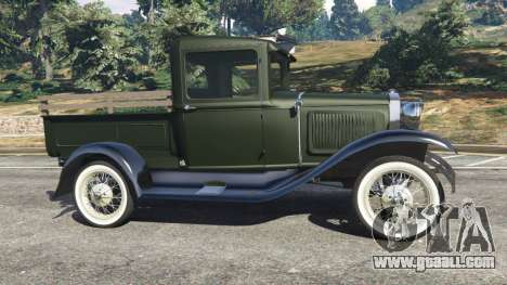 GTA 5 Ford Model A Pick-up 1930 left side view