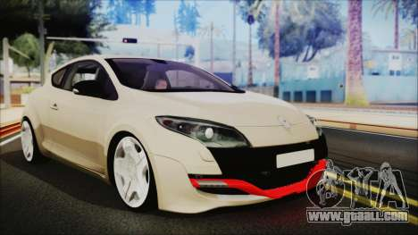 Renault Megane RS for GTA San Andreas