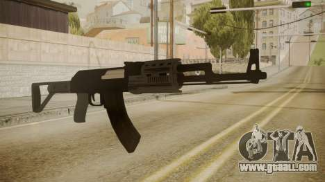 GTA 5 AK-47 for GTA San Andreas second screenshot