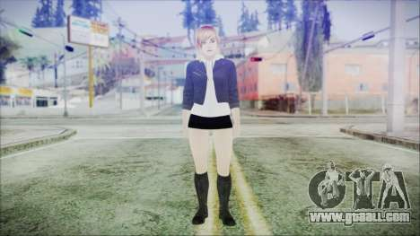 Modern Woman 6 for GTA San Andreas second screenshot