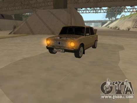 Vaz 2101 V1 for GTA San Andreas side view