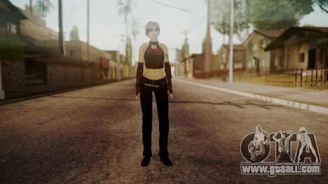 Jennifer for GTA San Andreas second screenshot