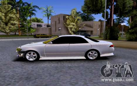 Toyota Mark 2 for GTA San Andreas right view