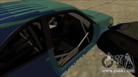 Nissan Skyline R33 Drift Falken for GTA San Andreas back view