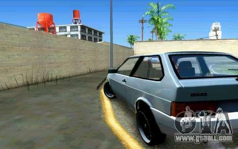 VAZ 2108 V1 for GTA San Andreas back left view