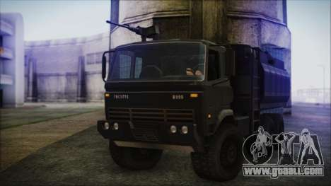 Archer Gun Truck for GTA San Andreas