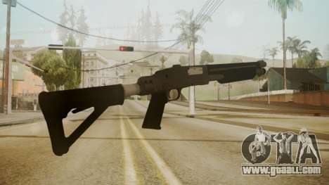 GTA 5 Shotgun for GTA San Andreas second screenshot