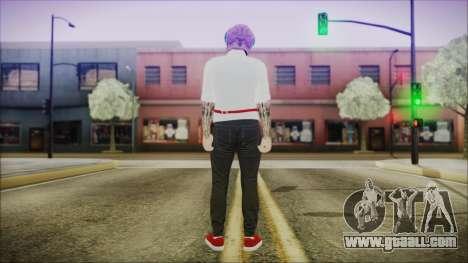 DLC Halloween GTA 5 Mosca for GTA San Andreas third screenshot