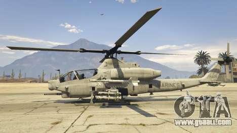 GTA 5 AH-1Z Viper second screenshot