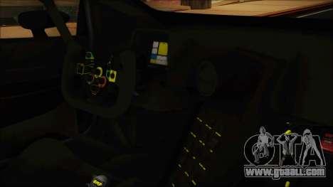 Lamborghini Huracan 610-4 GT3 2015 for GTA San Andreas right view