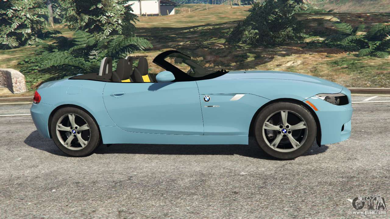 bmw z4 sdrive28i 2012 for gta 5. Black Bedroom Furniture Sets. Home Design Ideas