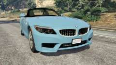 BMW Z4 sDrive28i 2012 for GTA 5
