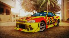 Nissan Skyline Street Racing Syndicate