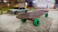 Giant Skateboard for GTA San Andreas
