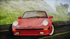 Porsche 911 Turbo 3.3 Coupe (930) 1986 for GTA San Andreas