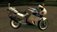 BMW R1200S of Motobot (DPS) for GTA San Andreas
