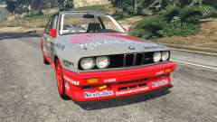 BMW M3 (E30) 1991 [Wild Autonio] v1.2 for GTA 5
