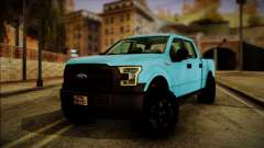 Ford F-150 4x4 2015