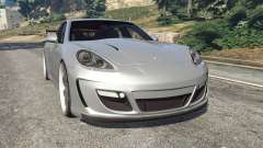 Porsche Panamera Turbo 2010 for GTA 5