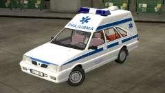 Daewoo-FSO Polonez Cargo Ambulance 1999