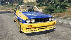 BMW M3 (E30) 1991 [Mingelo] v1.2 for GTA 5