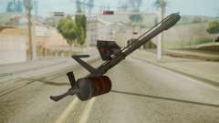 GTA 5 Flame Thrower for GTA San Andreas