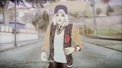Home Girl Chola 2 for GTA San Andreas
