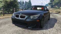 BMW M5 (E60) v1.1 for GTA 5