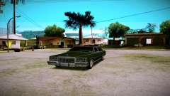 Cadillac Fleetwood Brouhman 1985 for GTA San Andreas