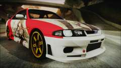 Nissan Skyline R33 Kantai Collection Kongou for GTA San Andreas