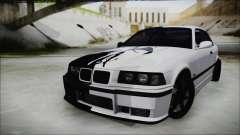 BMW M3 E36 Good and Evil for GTA San Andreas