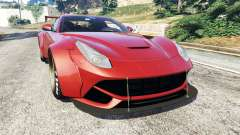Ferrari F12 Berlinetta [LibertyWalk] v1.2
