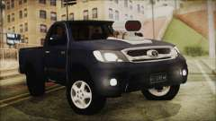 Toyota Hilux 2015 v2 for GTA San Andreas