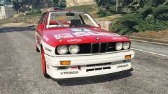 BMW M3 (E30) 1991 [Suei] v1.2 for GTA 5