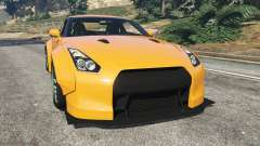 Nissan GT-R (R35) [LibertyWalk] for GTA 5