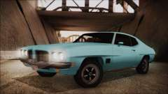 Pontiac Lemans Hardtop Coupe 1971 for GTA San Andreas