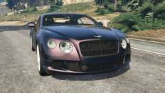 Bentley Continental GT 2012 v1.1 for GTA 5
